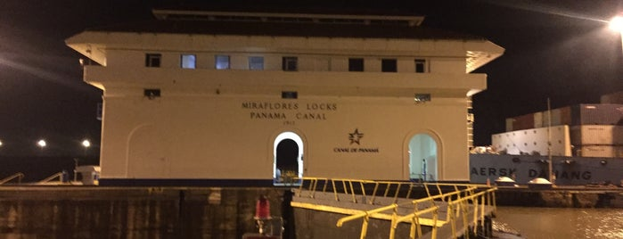 Panama Canal is one of Panama.
