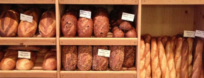 La Boulangerie is one of NYC.