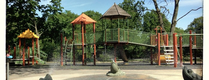 Forest Park - Sobelsohn Playground is one of Places.