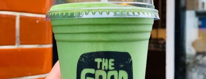 The Good Life Eatery is one of GF.