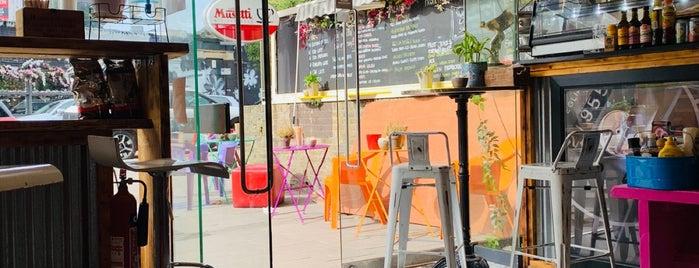 Doctor Espresso is one of London : Coffee & Breakfast.