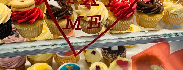 LOLA's Cupcakes is one of Gluten free London.