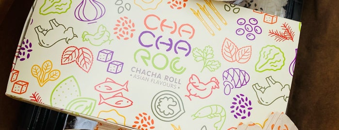 Cha Cha Roll is one of Central London.