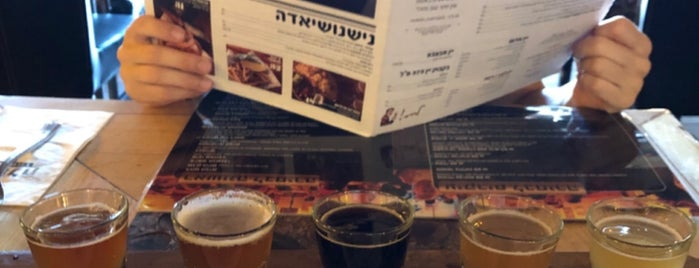 The Brewery is one of Eilat.
