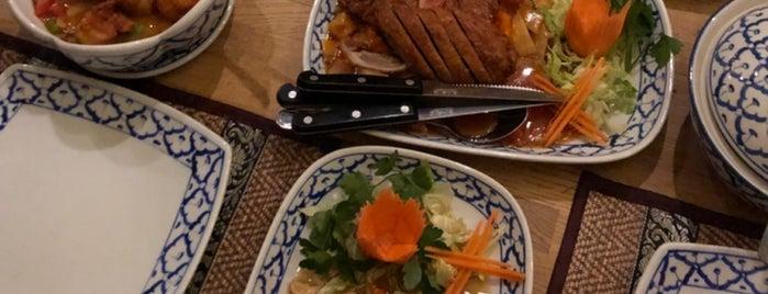 Poukhoun Laotisches Restaurant is one of HotSpot Ruhryork.