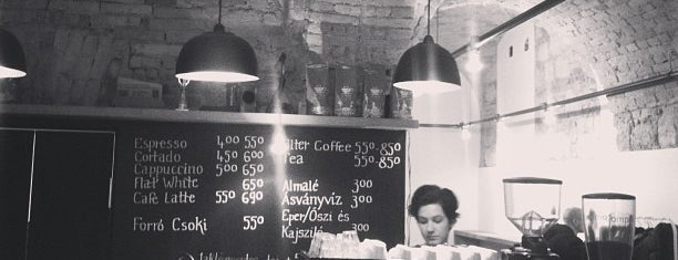 Espresso Embassy is one of BUDAPEST.