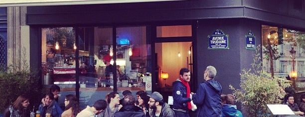 KB CaféShop is one of Paris Food & Coffee.