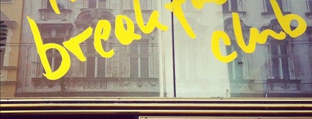 The Breakfast Club is one of Wien.