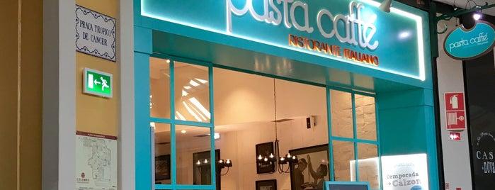 Pasta Caffé is one of Locais curtidos por Katia.