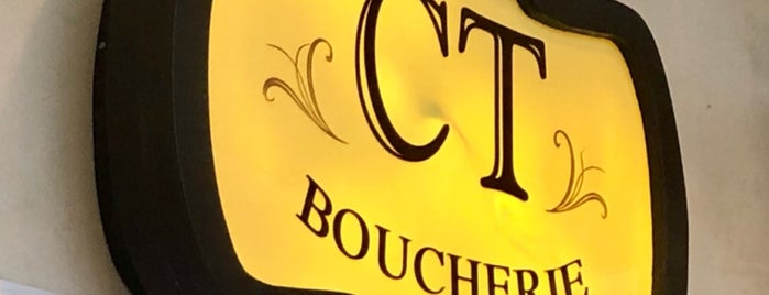 CT Boucherie is one of Lieux sauvegardés par Marcello Pereira.
