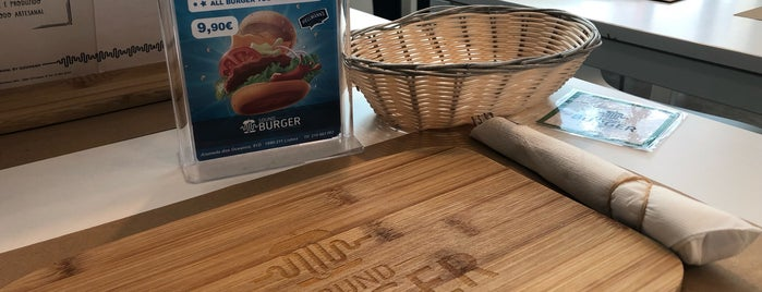 Sound Burger is one of Portugal.