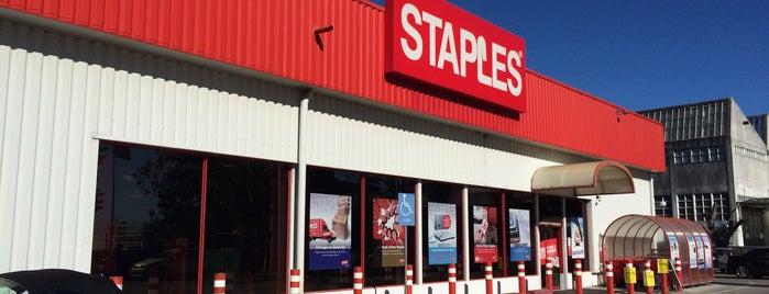 Staples is one of Posti che sono piaciuti a Marta.