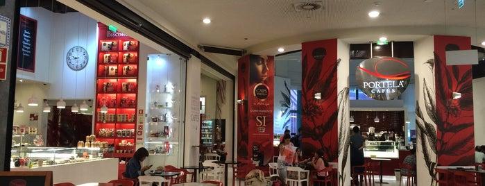Portela Cafés is one of Tempat yang Disukai Katia.