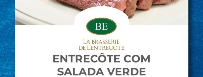 La Brasserie de L'Entrecôte is one of Locais curtidos por Katia.