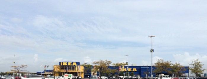 IKEA is one of Katia 님이 좋아한 장소.