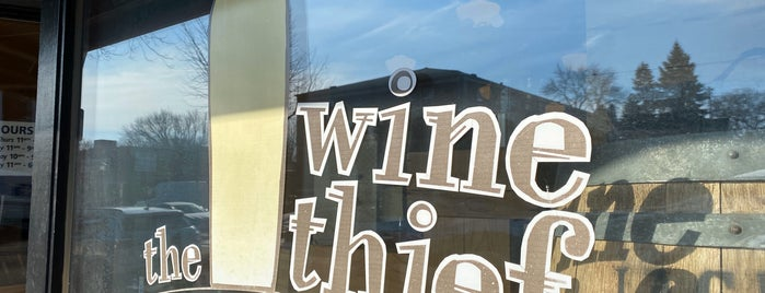The Wine Thief is one of City Pages Best of Twin Cities: 2012.