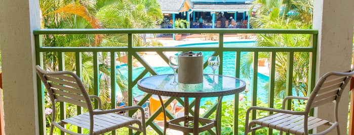 Bay Gardens Beach Resort & Spa is one of St. Lucia life.