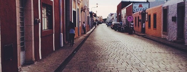 Las 5 Calles is one of Mexico.