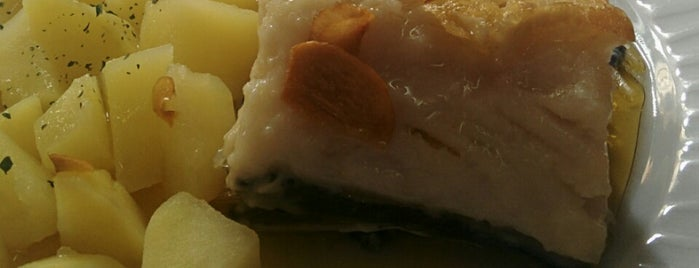 Restaurante La Vaguada is one of Posti che sono piaciuti a Ángel.