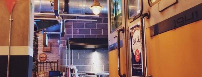 ZAAP Thai street food is one of London 2019.