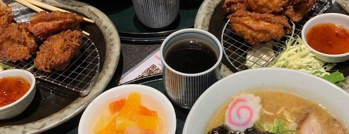 Hokkaido Ramen Santouka is one of Peachy'ın Beğendiği Mekanlar.