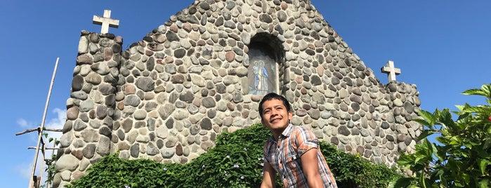 Tukon Church (Mt. Carmel Chapel) is one of Spoiler babe. ❤️️.