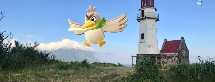 Mahatao Tayid Lighthouse is one of Spoiler babe. ❤️️.