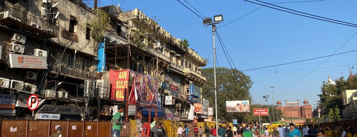 Old Delhi Bazaar Walk is one of New Delhi.