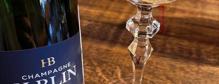 Dictatura Æstetica Wine & Kitchen is one of InVinoVeritas.