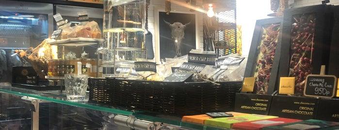Мясо, сыр, вино is one of InVinoVeritas.