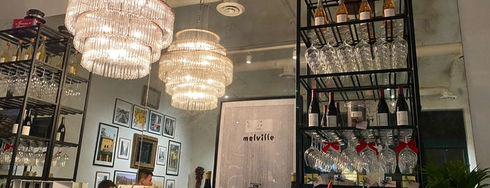 Melville Wine Tasting Room is one of Santa Barbara.