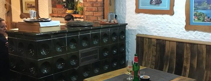 Wine bar restavracija Sova is one of Slovenia.
