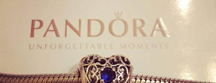 Pandora is one of Locais curtidos por Vika.