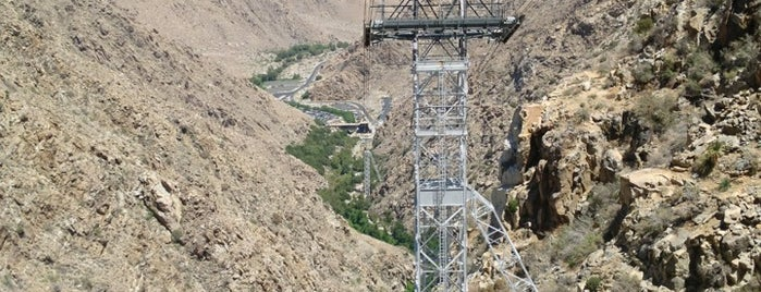 Palm Springs Aerial Tramway is one of Welcome to the Coachella Valley.