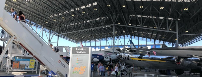 Aviation Pavilion is one of Posti che sono piaciuti a Fernando.