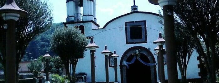 Malinalco is one of สถานที่ที่ Vanessa ถูกใจ.