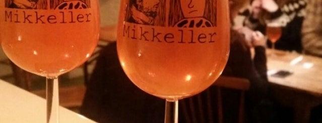 Mikkeller Bar Viktoriagade is one of 10 craft beer spots you need to try in Copenhagen.
