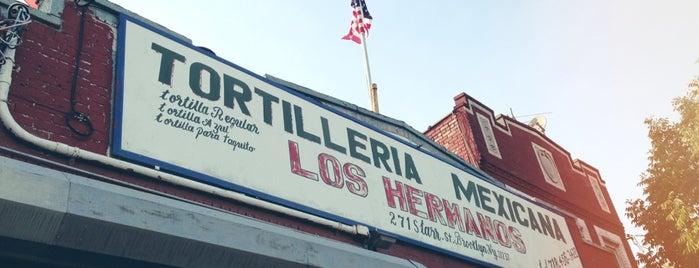 Tortilleria Mexicana Los Hermanos is one of Spring Bar Crawl.
