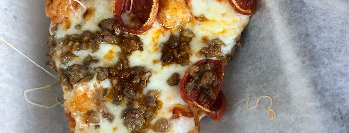 Oysterhead Pizza is one of Maine.