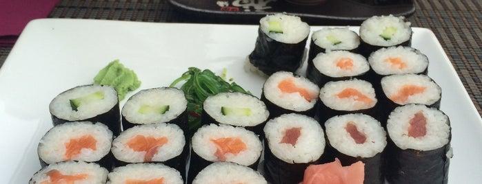 Loui Sushi is one of Orte, die Ann gefallen.