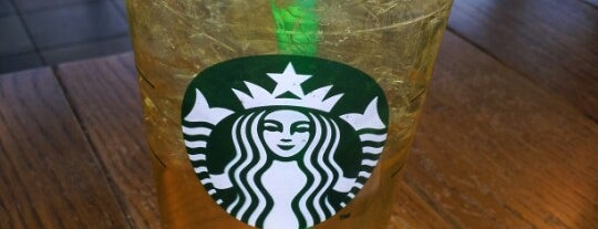 Starbucks is one of Ike 님이 좋아한 장소.