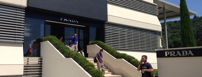 Prada is one of Italy.