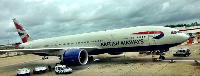 런던 개트윅 공항 (LGW) is one of International Airport Lists (2).
