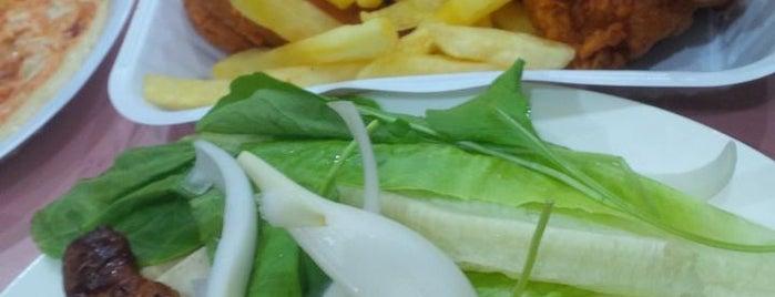 Saudi broasted is one of Khobar.