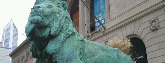 The Art Institute of Chicago is one of Top American and Canadian Art Museums.