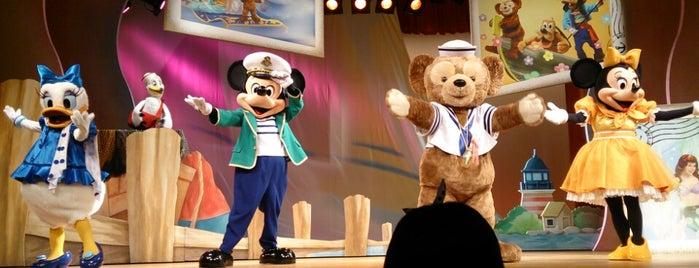 ケープコッド・クックオフ is one of Tokyo Disney Sea.