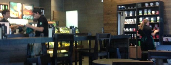 Starbucks is one of Vanessa : понравившиеся места.