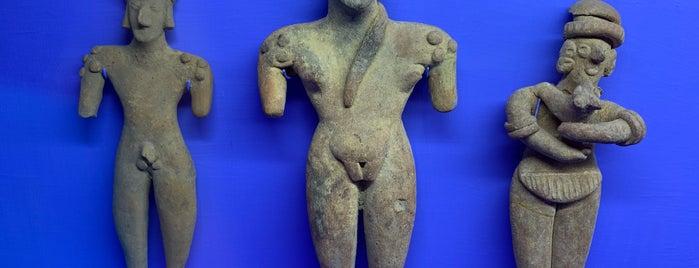 Museo de Arte Prehispánico, Rufino Tamayo is one of Locais curtidos por CARLOS.