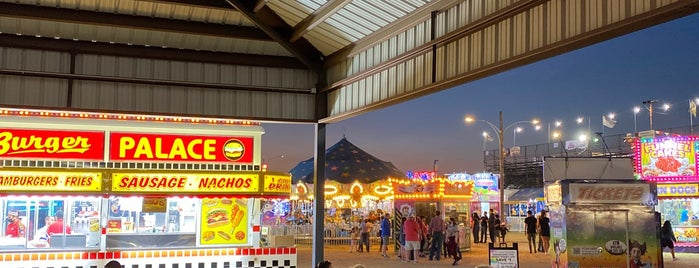 North Texas State Fair & Rodeo is one of Fun Things To Do.