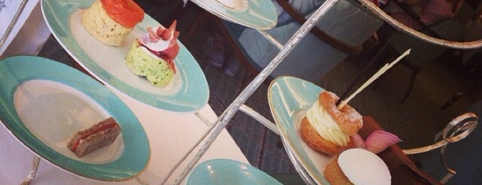 Fortnum & Mason is one of London Tea Times.
